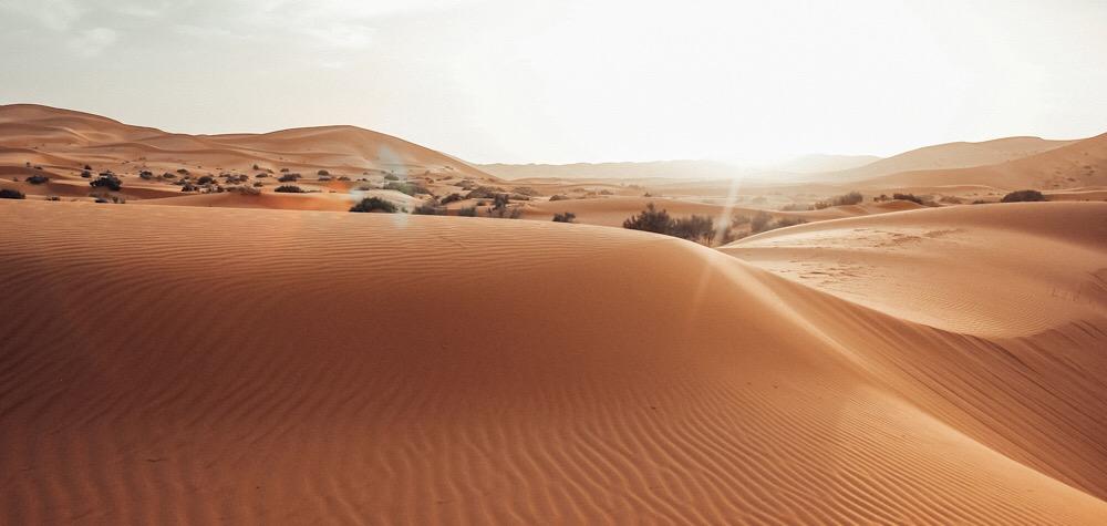 Aerial Escapes Sahara